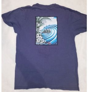 Mens Vintage Quicksilver Tee